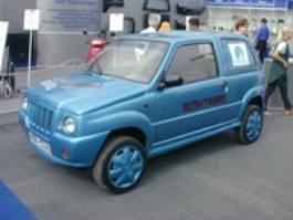 Анатолий Карпов готовит к возрождению новый народный автомобиль «Мишка»