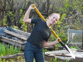 Как ижевчанам не надорвать спину на садоогороде