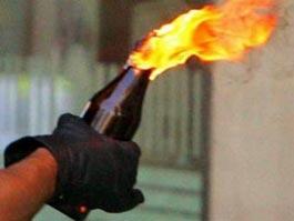 В Тюмени неизвестные попытались поджечь офис «Единой России»