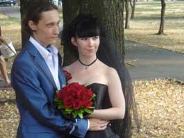 Самые необычные свадьбы Ижевска