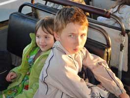Взрыв арсенала в Удмуртии: детей из санатория