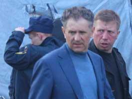 Глава Удмуртии и полпред в ПФО облетают место взрыва на вертолете