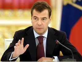 Из-за взрывов на арсенале в Удмуртии Медведев заявил о новых увольнениях генералов