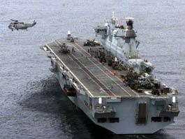 НАТО начало использовать против Ливии боевые вертолеты