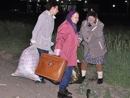 Жителям сел, пострадавших от взрывов на арсенале в Удмуртии, выплатят по тысяче рублей