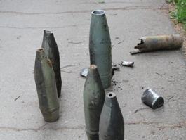За хищение снарядов из сгоревшего арсенала в Удмуртии будут привлекать к уголовной ответственности
