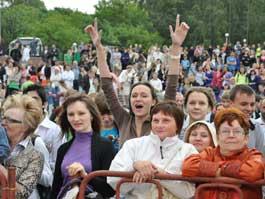 Полная программа празднования Дня города в Ижевске