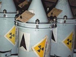 Россия – лидер по количеству ядерных боеголовок в мире