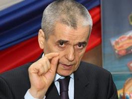 Европейский союз согласился отдать Онищенко кишечную палочку