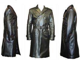 Сотрудникам федеральной службы охраны купят кожаные плащи почти на 3 миллиона рублей