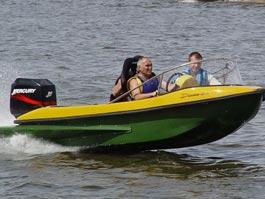 В Ижевске официально разрешили плавать на лодках