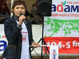 Радио «Адам» открыло свою студию прямо на Центральной площади Ижевска