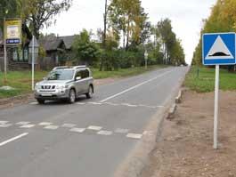 «Лежачие полицейские» в Ижевске должны лежать по ГОСТу