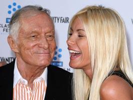 Накануне свадьбы невеста бросила 85-летнего основателя Playboy
