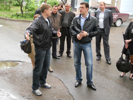 Тротуары центральных улиц Ижевска выложат брусчаткой
