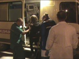 В Ижевске скутерист попал под ночной поток автомобилей на Удмуртской