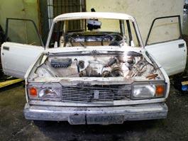 В России завершается программа утилизации автомобилей