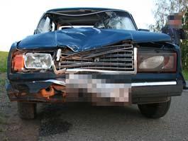 Страшное ДТП в Удмуртии: в Вавоже пьяный таксист насмерть сбил двух пешеходов