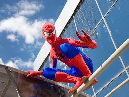 В поисках ижевского «Человека-паука»