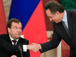 Медведев уволит министра спорта, если россияне провалят еще одну Олимпиаду