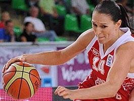 Баскетболистки России проиграли Белоруссии на чемпионате Европы