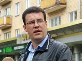 Сити-менеджер Денис Агашин договаривается о визите в Ижевск Марата Гельмана