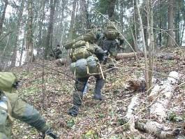 Солдат сбежал из части с 8-ю автоматами