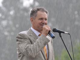 «Гербер-2011»: Невкусные перепечи и проливной дождь