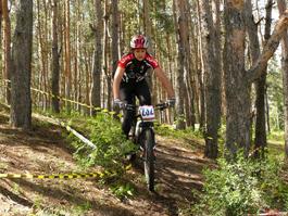 Ижевские велосипедисты завоевали серебро на Чемпионате России по ВТМ