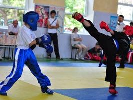 Юный ижевчанин одержал три победы на кубке мира по кикбоксингу