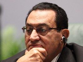 Врачи подтвердили, что Хосни Мубарак болен раком