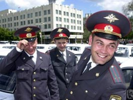 Ижевчане могут придумать гимн российским полицейским