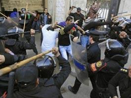 В беспорядках в Египте пострадали более тысячи человек