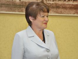 Главой Индустриального района Ижевска назначена женщина