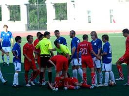 «Зенит-Ижевск» выстоял против фаворита дивизиона