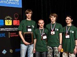 Россия заняла половину призовых мест на чемпионате мира по программированию