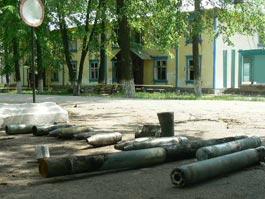 В минувшие выходные около 100 взрывов прозвучало в Пугачево