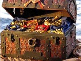 В индийском храме нашли мешки с бриллиантами и золотом