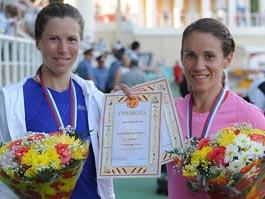 Бегунья из Удмуртии стала бронзовой чемпионкой России по легкой атлетике