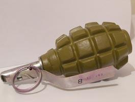 В Ижевске бывший военный продавал у супермаркета гранату