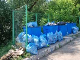 Как ижевчанам добиться вывоза мусора