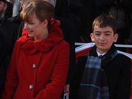 Сын Саакашвили попал в книгу рекордов Гиннесса