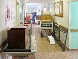 Третью городскую больницу Ижевска отремонтируют к осени