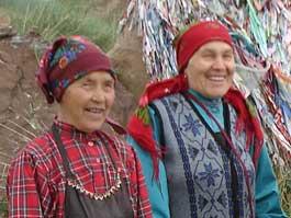 «Бурановские бабушки» познакомились с Хосе Каррерасом