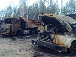 В Сети появились шокирующие фото с эпицентра взрывов арсенала в Удмуртии