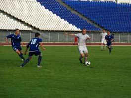 «Зенит-Ижевск» одержал историческую победу