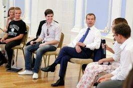 Ижевский предприниматель встретился с Президентом РФ