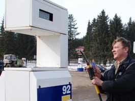 Бензин в Ижевске может подешеветь уже в июле