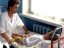 В Крыму 78 детей из России отравились и попали в больницу