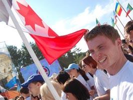 Молодой ижевчанин выиграл 100 тысяч рублей на «Селигере»